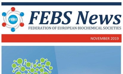 Just out – a November 2019 issue of FEBS News!
