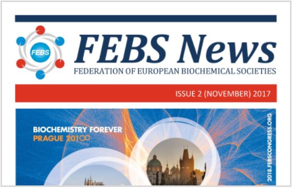 Just out – the November 2017 issue of FEBS News