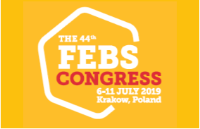 Present your work at the 44th FEBS Congress!