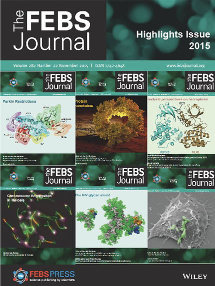 A Virtual Issue from The FEBS Journal: Highlights of 2015