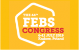 Late-breaking abstract submission has opened for the 2019 FEBS Congress