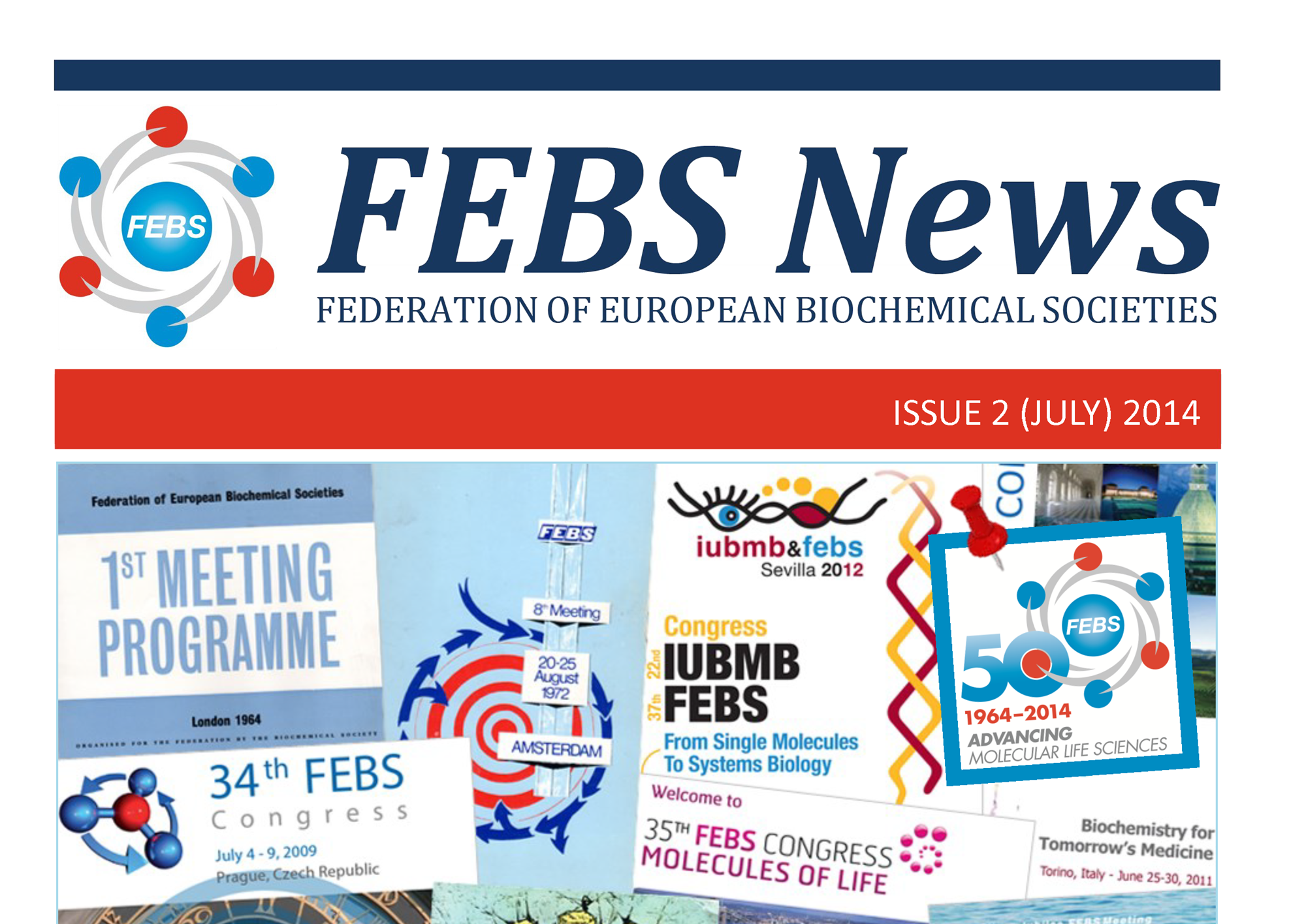 FEBS News July 2014